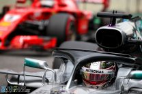 2018 Brazilian Grand Prix qualifying in pictures