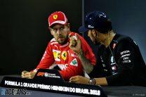 Ricciardo sympathises with Hamilton and Vettel over qualifying incidents