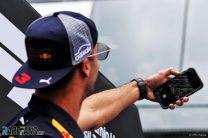 Daniel Ricciardo, Red Bull, Interlagos, 2018