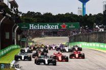 Rate the race: 2018 Brazilian Grand Prix