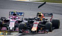 "Ocon calls on FIA to act against ""violent"" Verstappen"