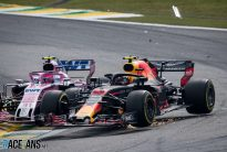 Ocon given three penalty points for Verstappen collision