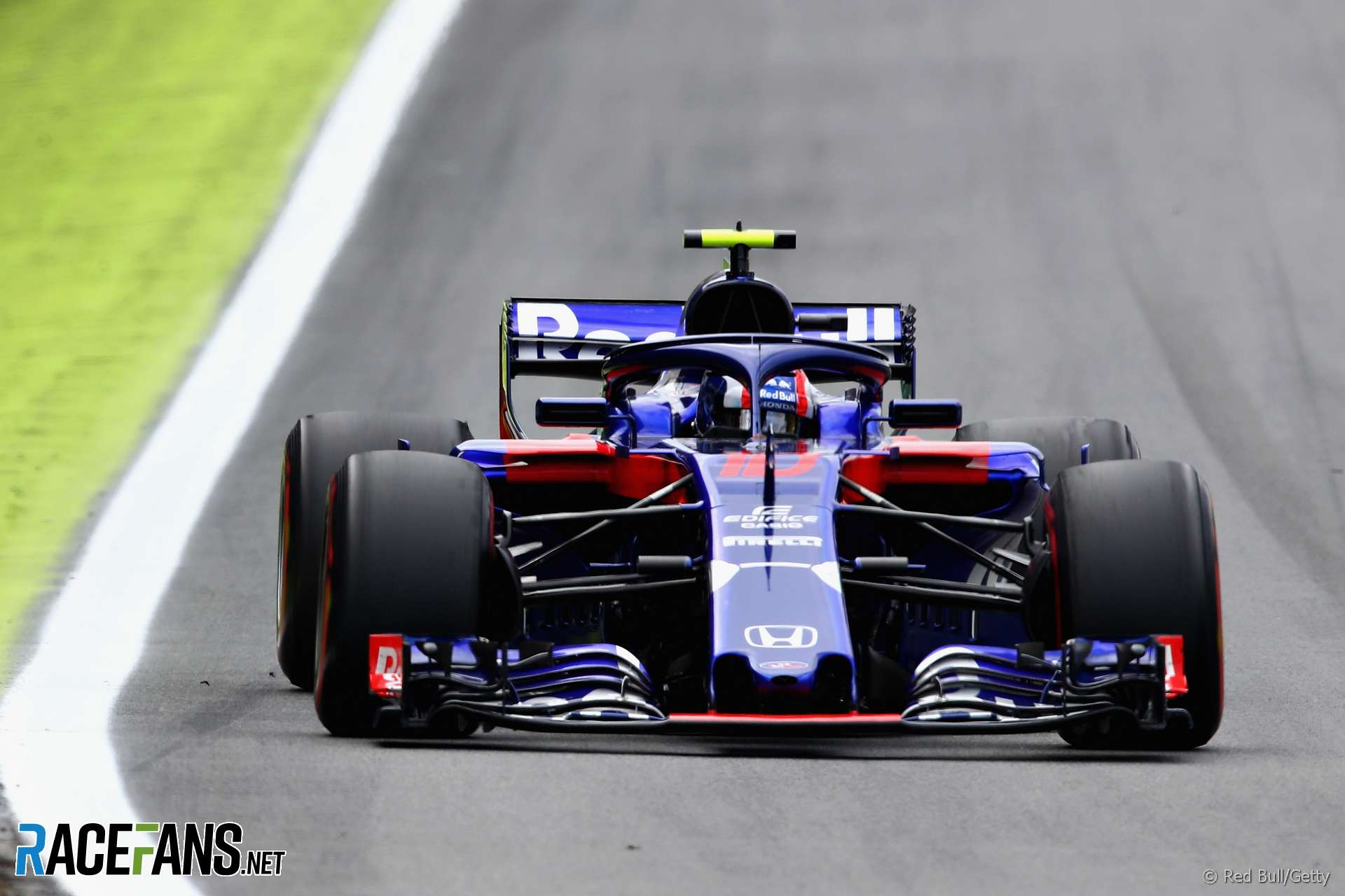Gasly explains why he repeatedly ignored order to let Hartley past
