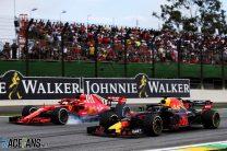 Sensor fault and tyre choice spoiled Vettel's race