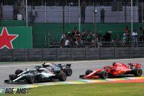 2018 Brazilian Grand Prix championship points