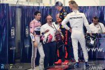 Verstappen given public service order for shoving Ocon after race