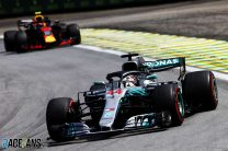 Hamilton was 'shouting in his car' over final 10 laps