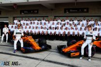McLaren drivers aim to leave F1 on a high in final starts