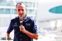 "Kubica says his F1 return ""shows nothing is impossible"""