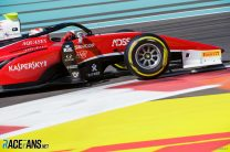 Fuoco takes sprint race win after DRS failure in F2 finale