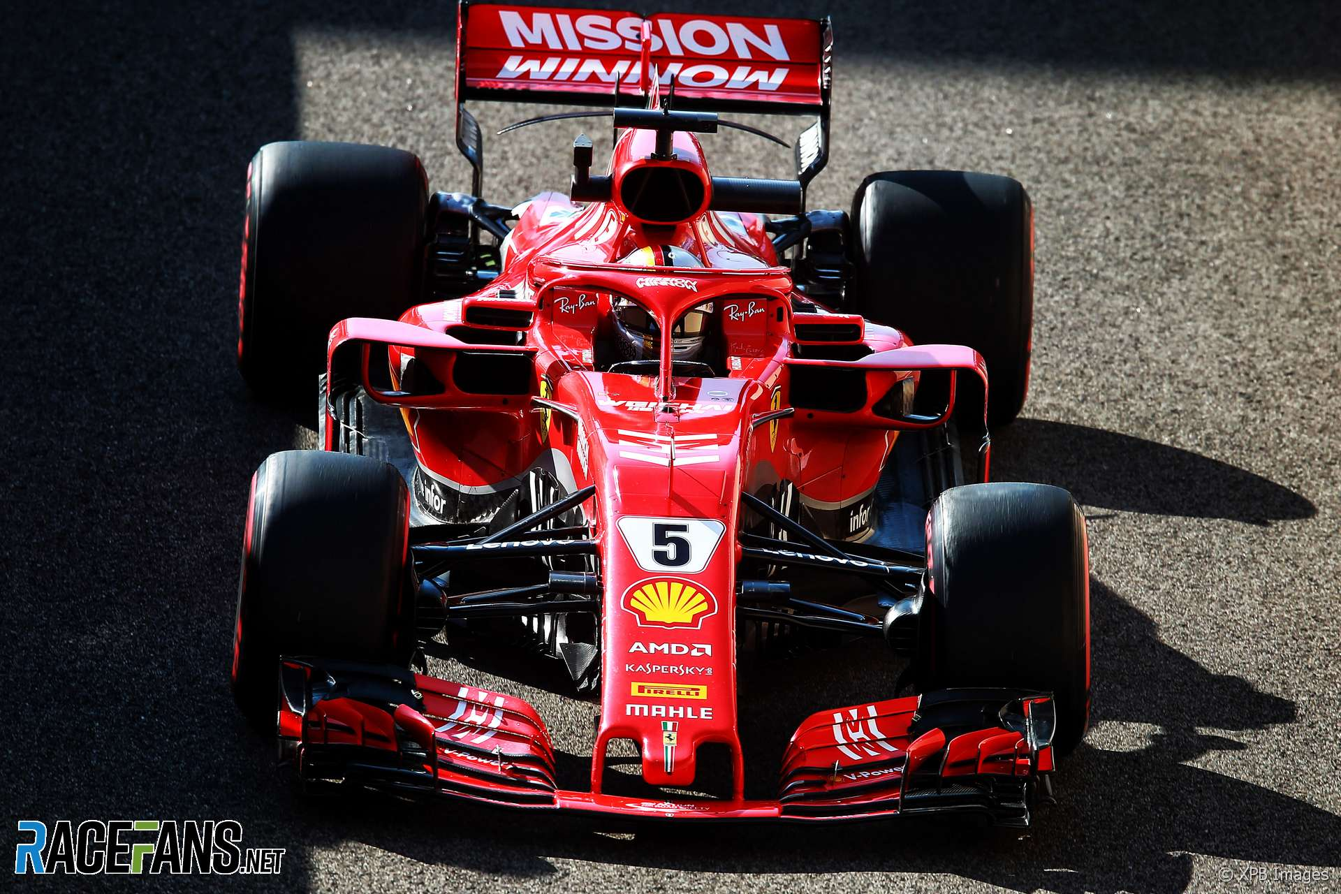 Ferrari sponsor Mission Winnow denies tobacco promotion