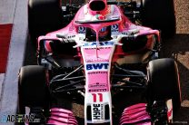 Force India officially becomes Racing Point after dropping plan to use Lola name