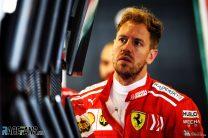 "Vettel: Ferrari were ""still too far away"" in 2018"