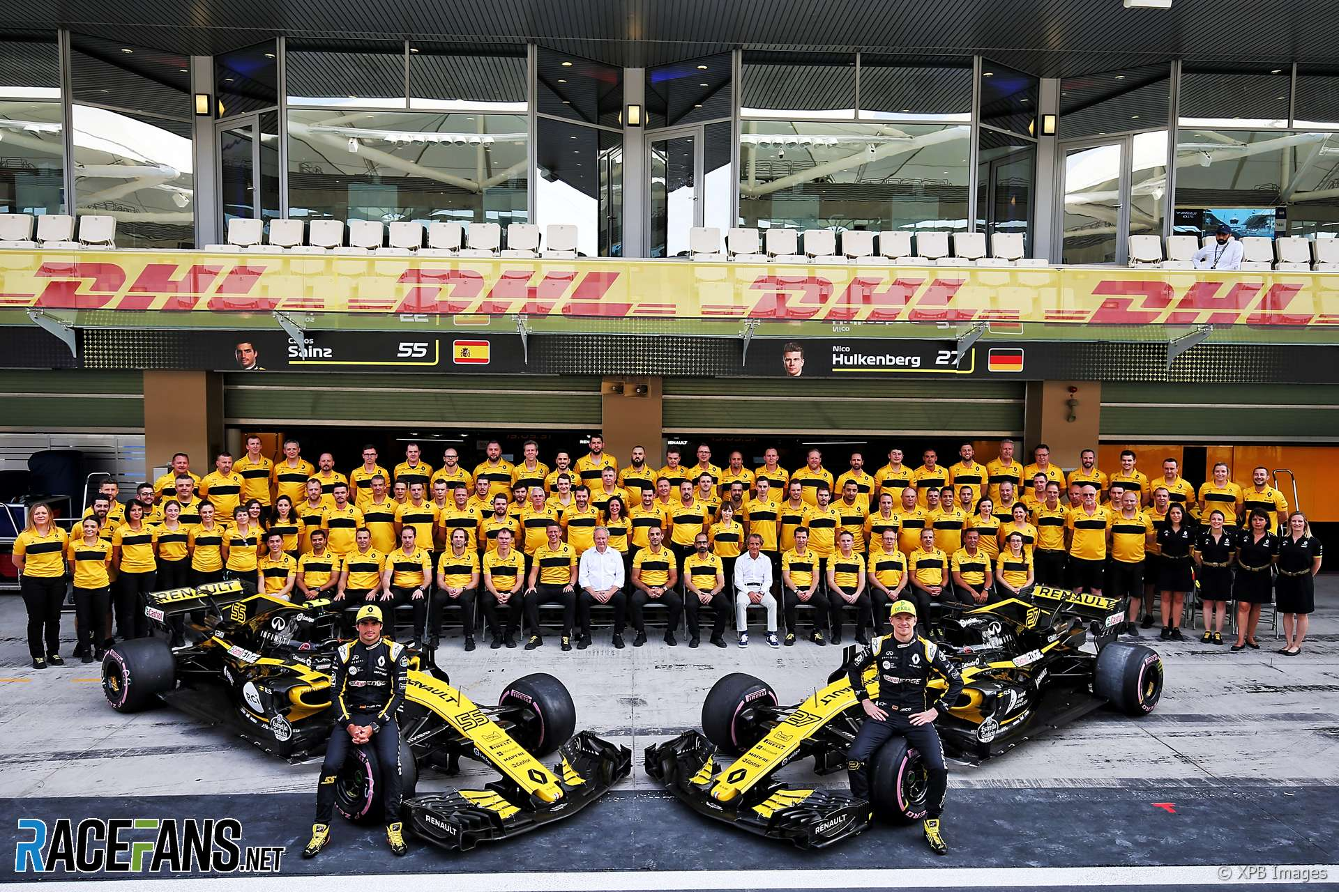 menos Nuez Fe ciega  Renault F1 team - history, information and links