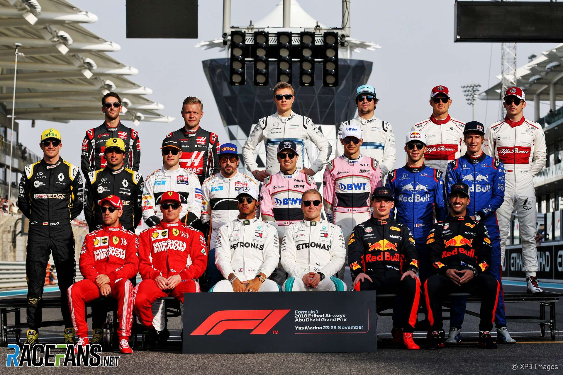 Poll Which F1 Team Has The Best Driver Line Up For 2019 Racefans