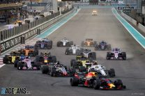 Vote for your 2018 Abu Dhabi Grand Prix Driver of the Weekend