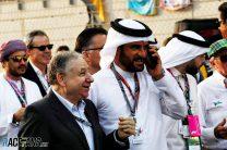 Jean Rodt, Mohamed Bin Sulayem, Yas Marina, 2018
