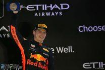 Max Verstappen, Red Bull, Yas Marina, 2018