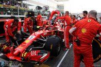 Sebastian Vettel, Ferrari, Yas Marina, 2018