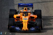 Carlos Sainz Jnr, McLaren, Yas Marina