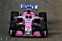 Force India name disappears as team changes to Racing Point on 2019 F1 entry list