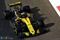 Artem Markelov, Renault, Yas Marina