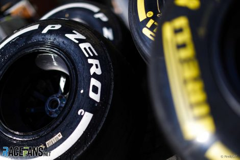 The 2020 F1 season will be the last for 13-inch wheels