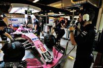 Lance Stroll, Force India, Yas Marina