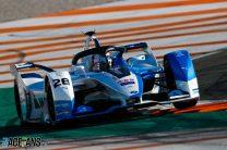 Antonio Felix da Costa, BMW Andretti, Formula E pre-season testing, Valencia, 2018