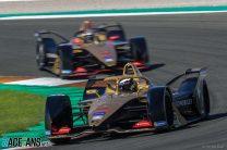 Andre Lotterer, Techeetah, Formula E pre-season testing, 2018-19