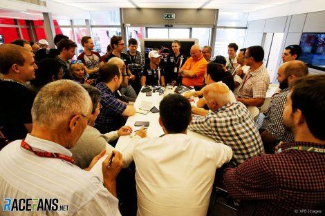 Esteban Ocon, Force India, Spa, 2018