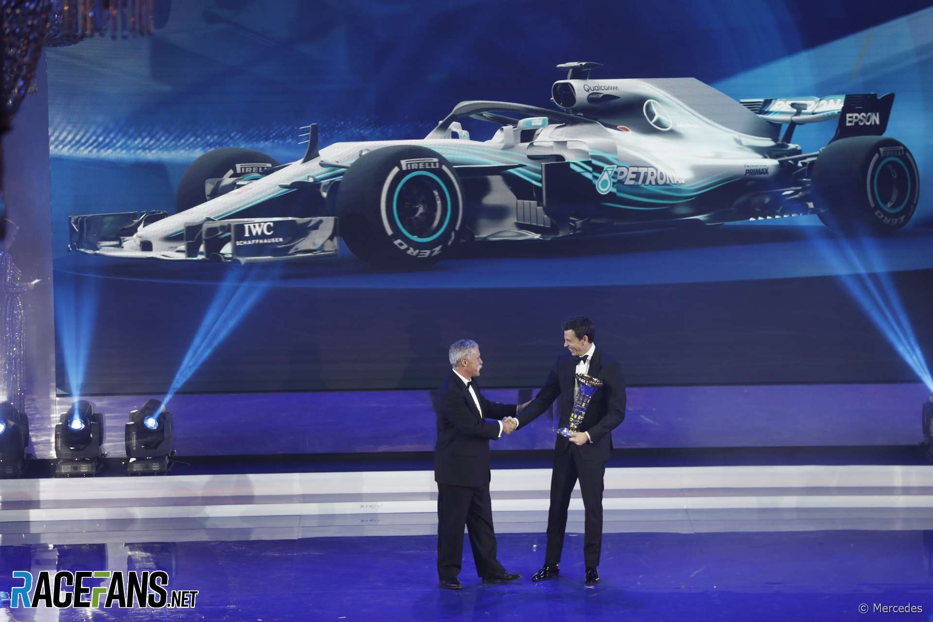 2018 FIA Prize Giving Gala