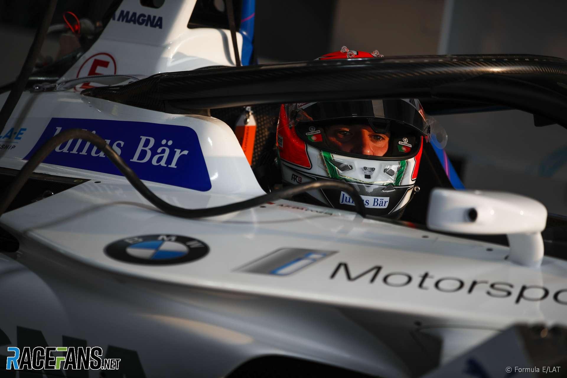 Antonio Felix da Costa, BMW Andretti, Ad Diriyah, Formula E, 2018