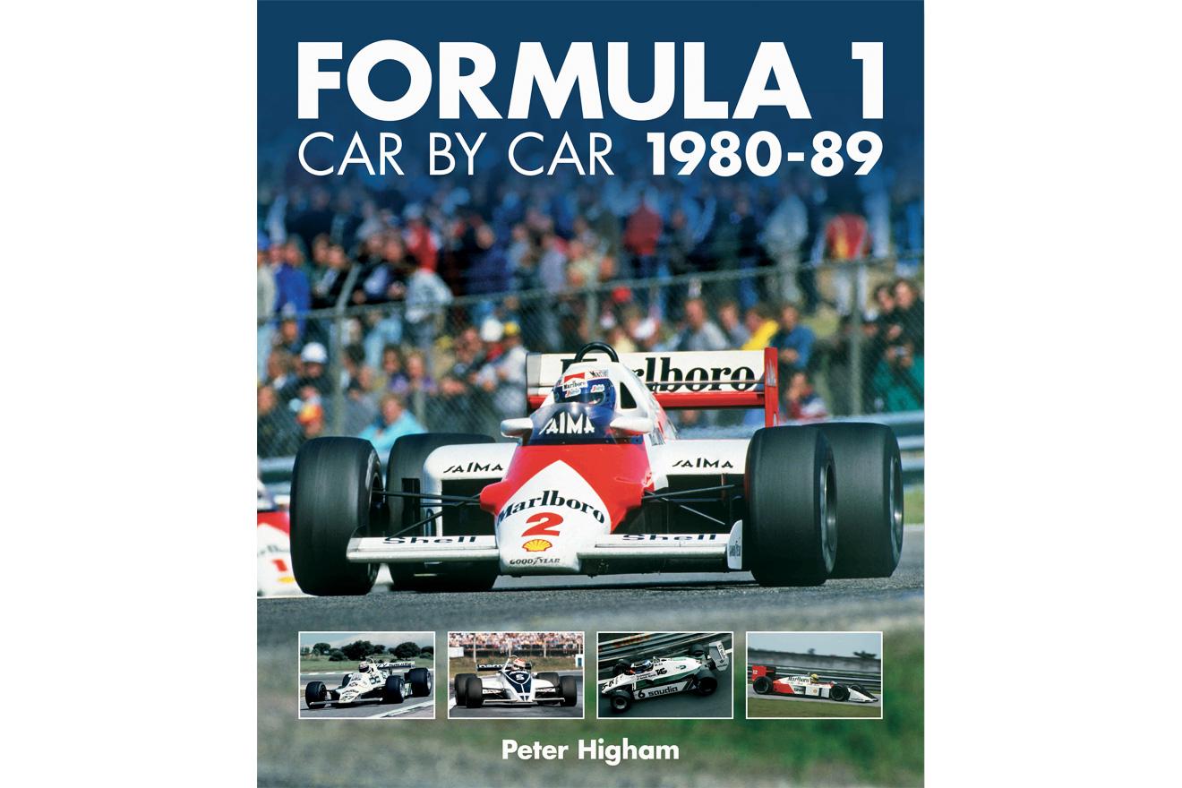 Formula 1 car-by-car 1980-89