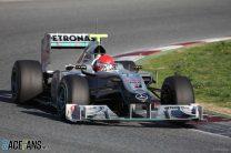 Schumacher was key to Mercedes' championship success – Brawn