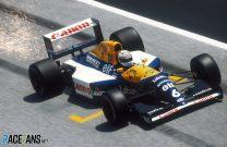 Riccardo Patrese, Imola, Williams, 1992