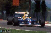 Nigel Mansell, Williams, Imola, 1992