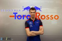 Fourth time lucky? Kvyat's former team mates believe he deserves another chance