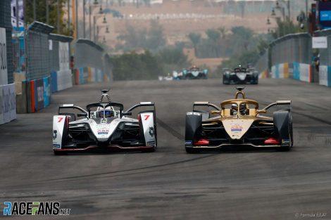 Andre Lotterer, Jose Maria Lopez, Formula E, Saudi Arabia, 2018