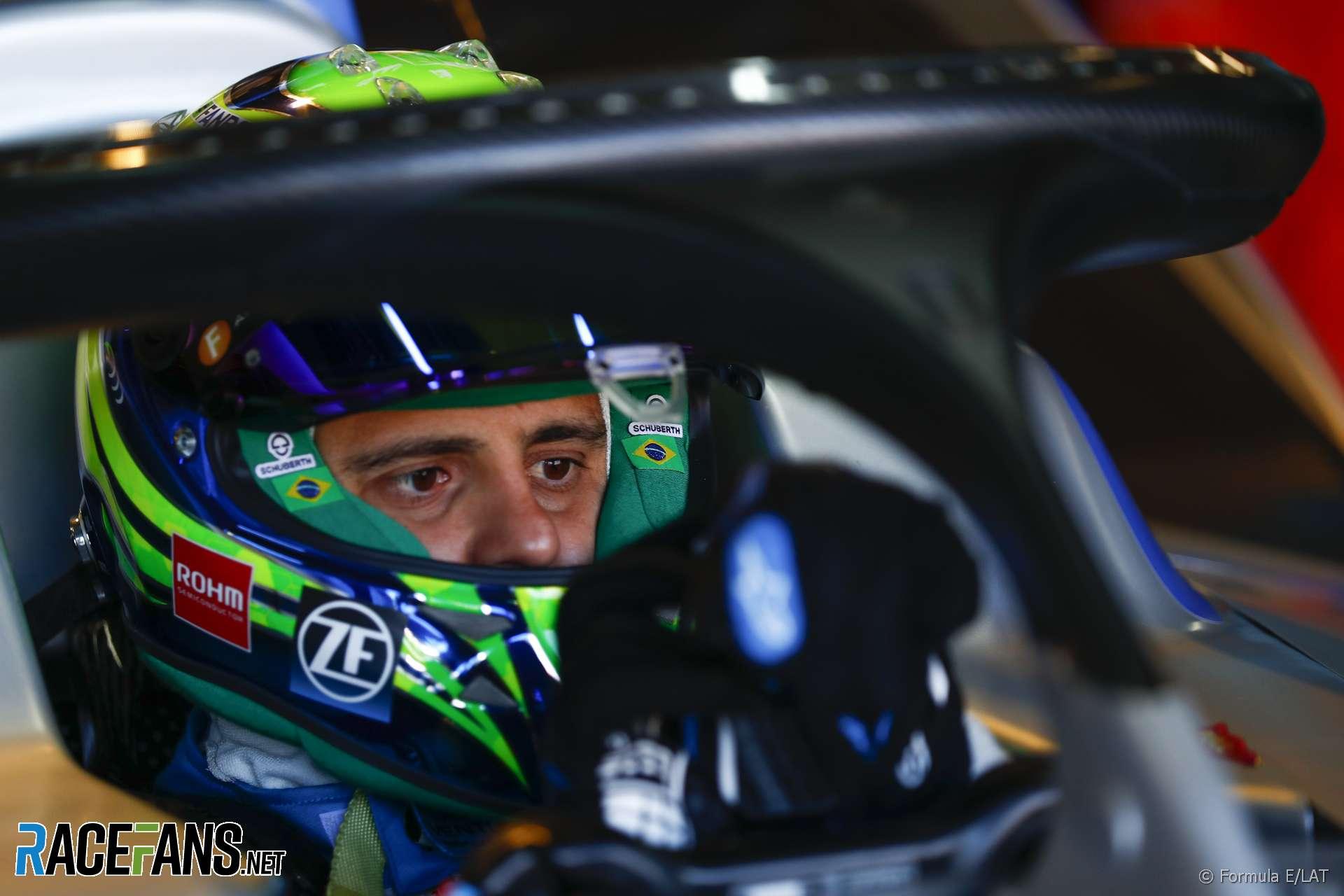 Felipe Massa, Venturi, Formula E, Marrakech, 2019