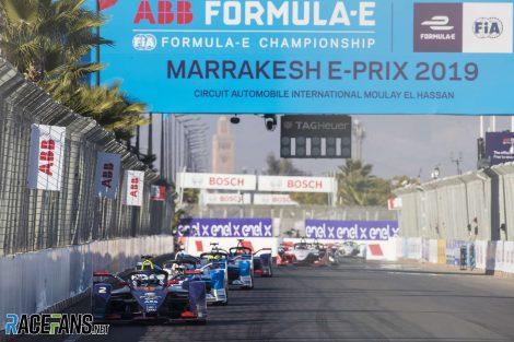 Sam Bird, Formula E, Virgin, Marrakech, 2020