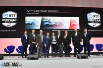 IndyCar announces NTT as new title sponsor for 2019