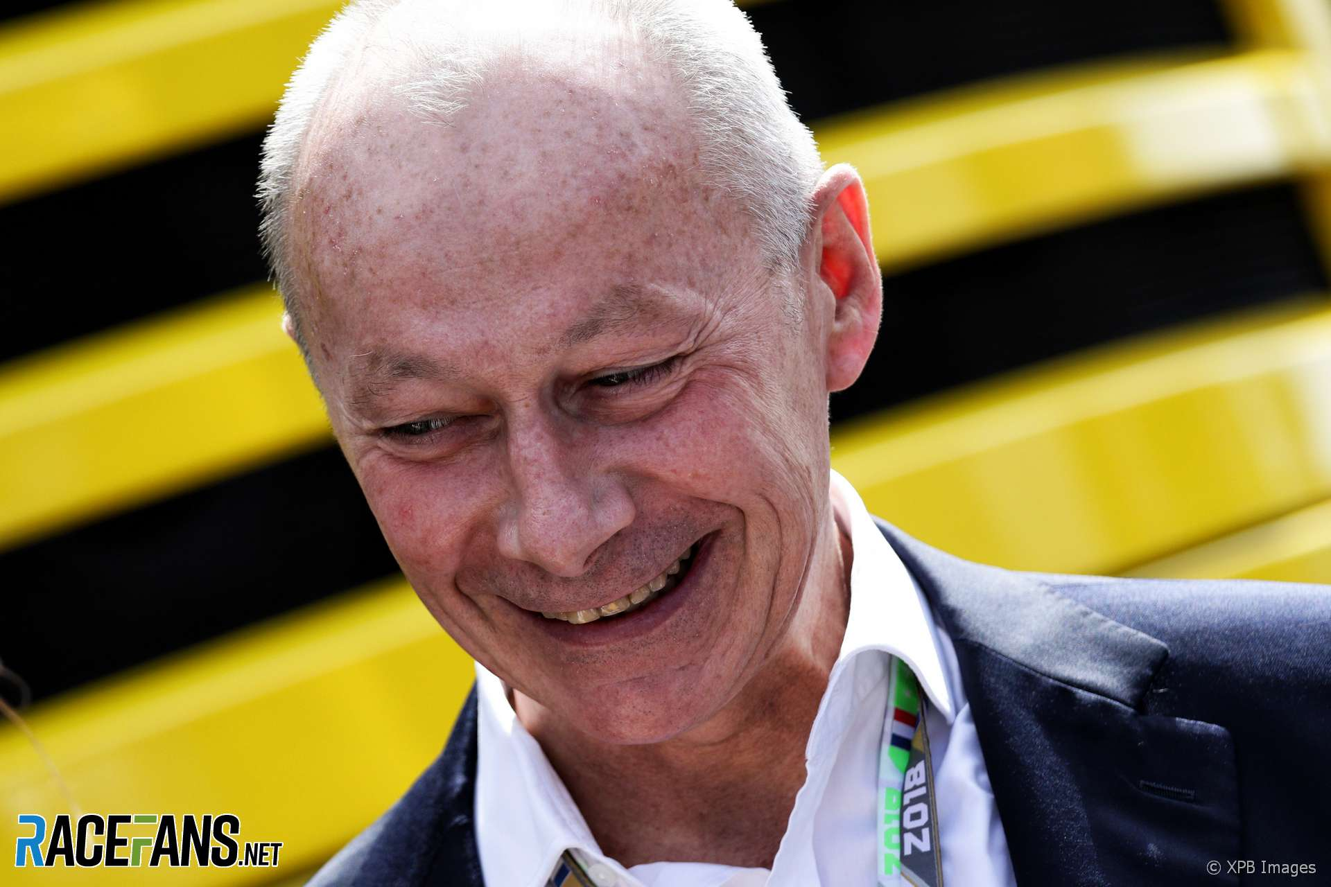 Thierry Bollore, Renault, Paul Ricard, 2018