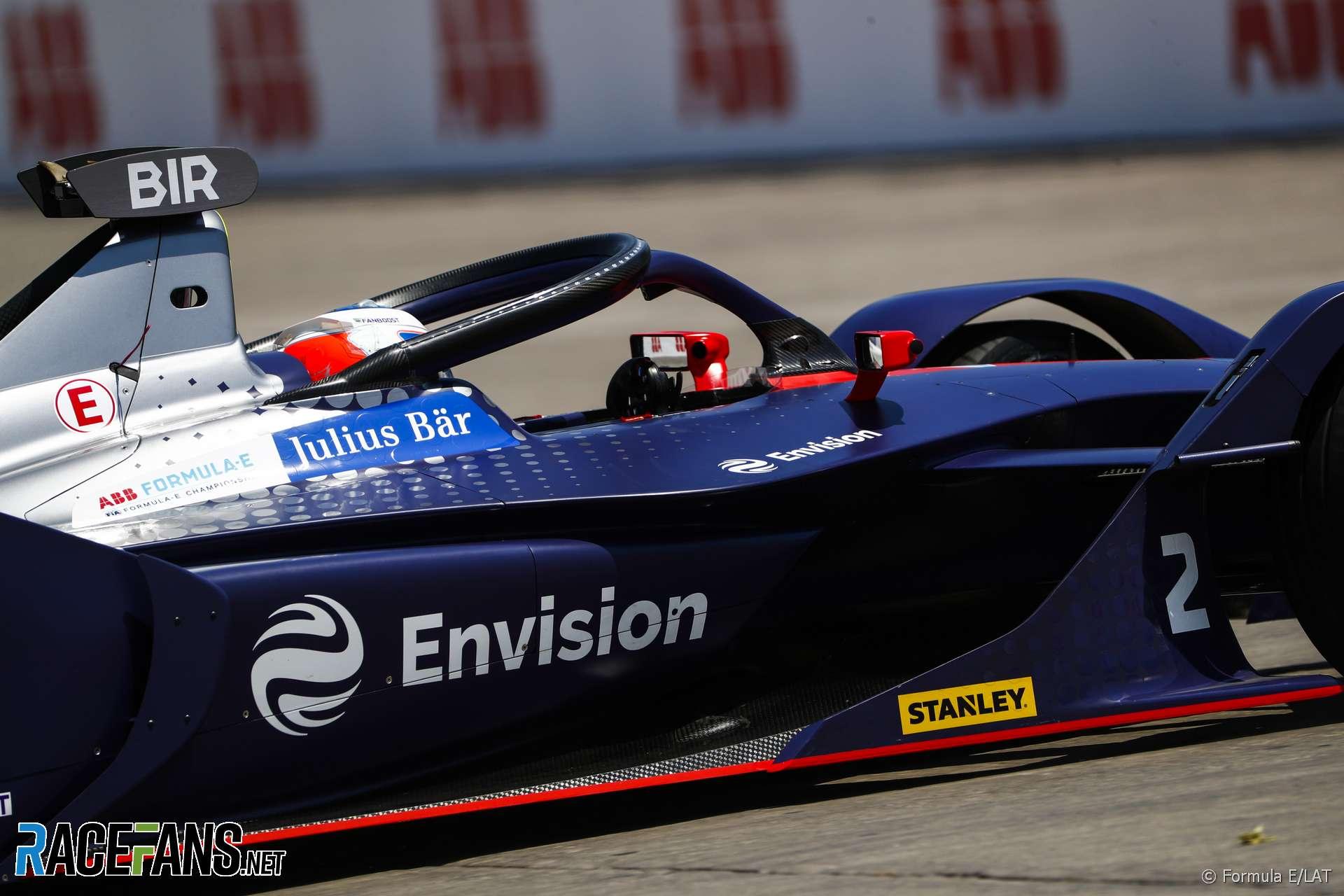 Sam Bird, Virgin, Formula E, Santiago, 2019