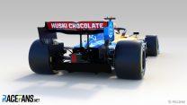 McLaren MCL34, 2019
