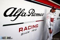 Alfa Romeo C38 presentation, Circuit de Catalunya, 2019