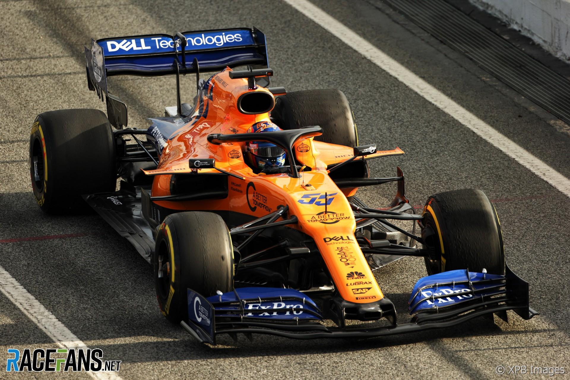 Mclaren Mcl34 2019 F1 Car Technical Analysis Racefans