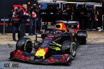Pierre Gasly, Red Bull, Circuit de Catalunya, 2019