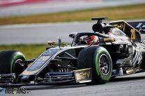 Kevin Magnussen, Haas, Circuit de Catalunya, 2019