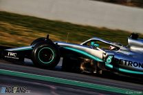 Mercedes: Current car is close to Melbourne aero specification